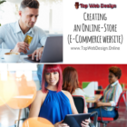 image for making an online store